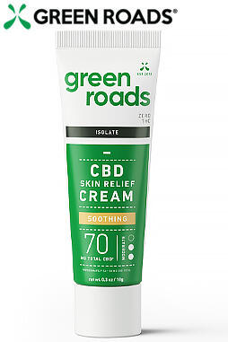 70mg Travel Size CBD Skin Relief Cream