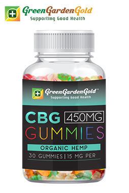 Green Garden Gold - CBG Gummies
