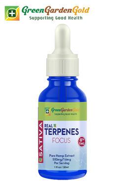 undefined - Focus: Sativa Terpenes