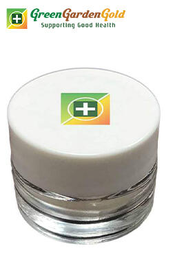 Green Garden Gold - Pure CBD Crystalline Isolate 5gr