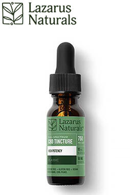 undefined - Classic High Potency CBD Tincture 750mg