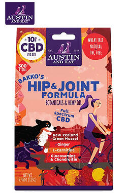 Austin and Kat - Bakko's Hip and Joint Chew