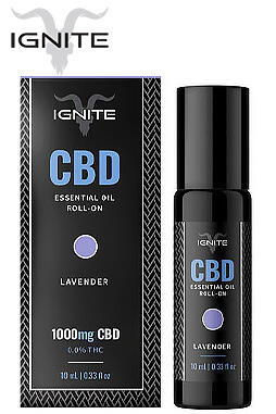 undefined - 1000mg CBD Roll-On