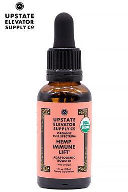 Organic Hemp Immune Lift Tincture 600mg