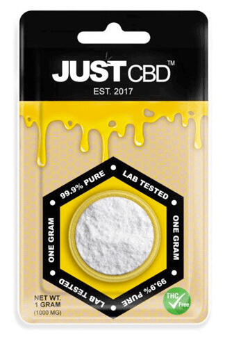 JustCBD - Isolate