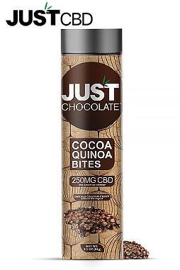 undefined - Cocoa Quinoa Bites