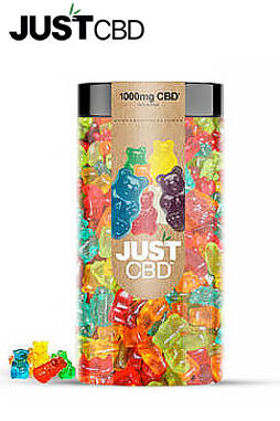 undefined - CBD Gummies 1000mg Jar