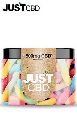 undefined - CBD Gummies 500mg Jar