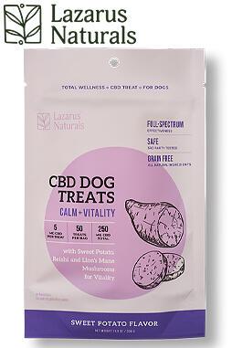 undefined - CBD Dog Treats – Vitality