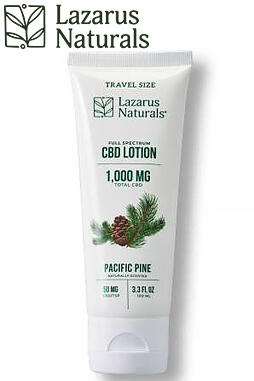 undefined - Unscented Full Spectrum CBD Lotion 300mg