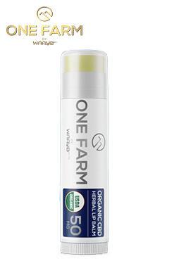 undefined - USDA Organic CBD Herbal Lip Balm