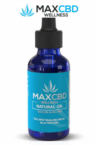 undefined - Daily Relief 300mg Full Spectrum CBD Oil