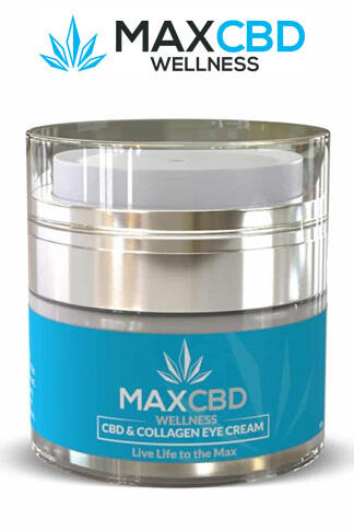 undefined - CBD & Collagen Eye Cream