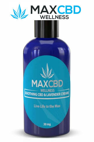 undefined - Soothing CBD & Lavender Cream