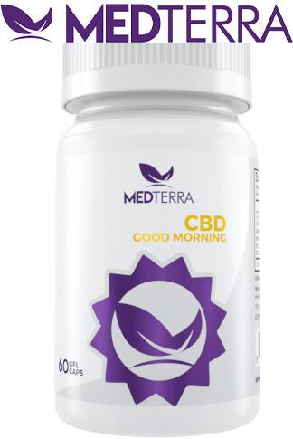 Medterra CBD - Liposomal CBD + Good Morning