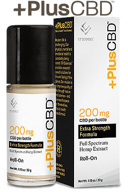 undefined - Plus CBD Roll-On 200mg
