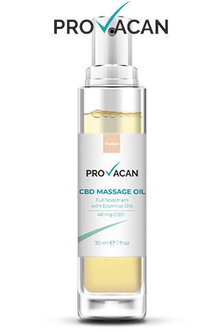 undefined - CBD Massage Oil 100mg