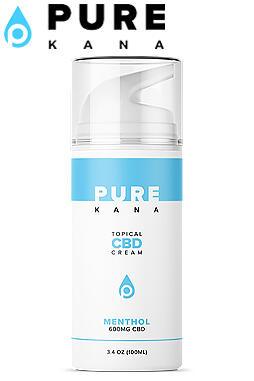 Pure Kana - 3.4oz Topical CBD Ointment (600mg CBD)