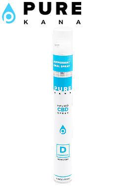 undefined - CBD Oral Spray Peppermint – 180mg CBD