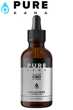 undefined - Natural CBD Oil 2500mg