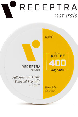 undefined - Serious Relief + Arnica Targeted Topical-400mg (1.25oz)