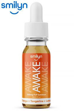 undefined - Full Spectrum CBD Oil Tincture – Awake