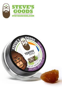 undefined - Terpin Gorilla CBD Wax 1gr