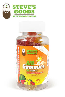 undefined - AM Gummies With CBG Isolate