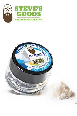undefined - CBD Isolate Powder 10gr