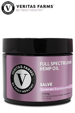 Veritas Farms - Full Spectrum CBD Salve 400 mg