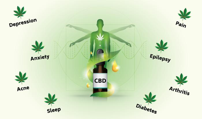 CBD oil benefits