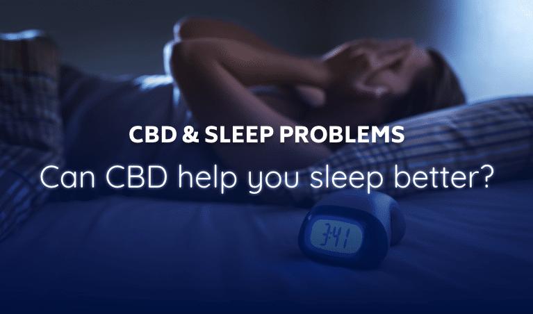 CBD and Sleep Disorder