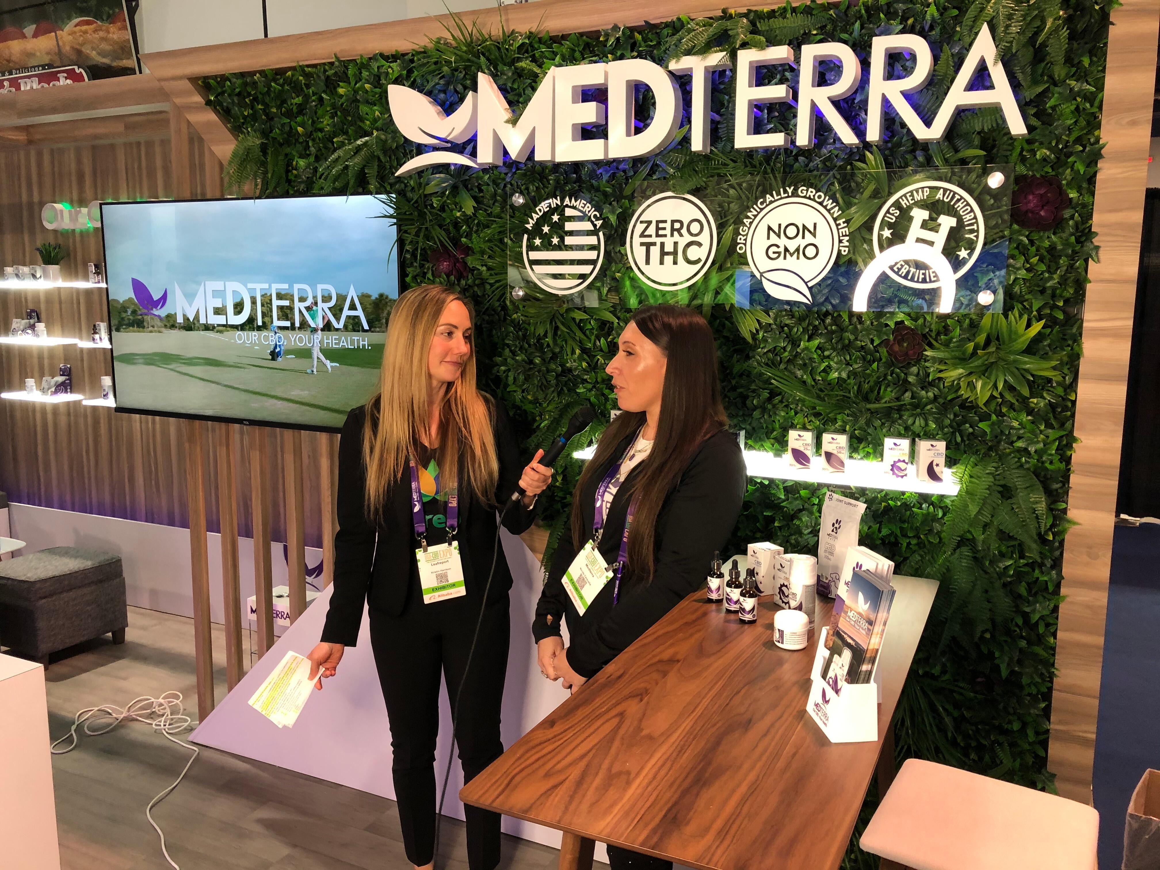 Medterra Interview