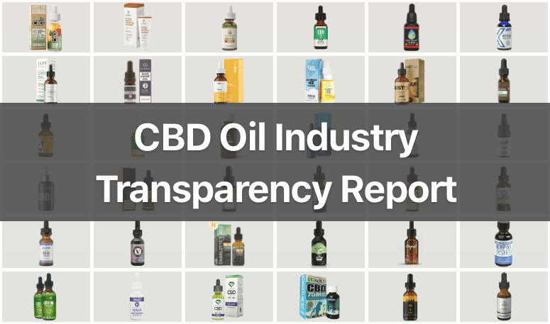 CBD Industry Report