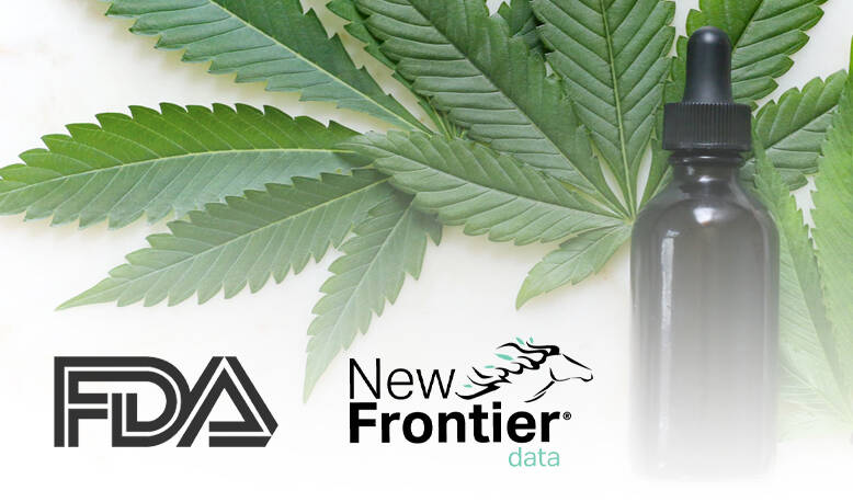 New Frontier data on CBD