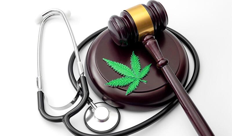 Legal marijuana laws