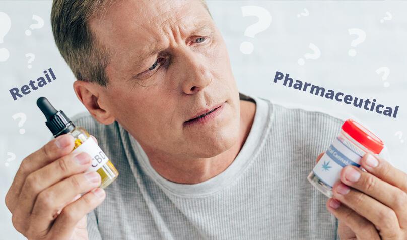 Pharmaceutical or Retail CBD
