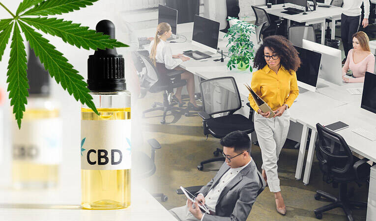CBD at the workplace