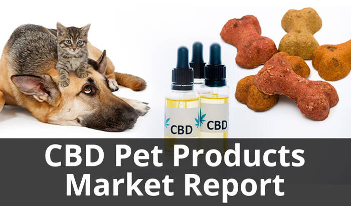 CBD for pets report