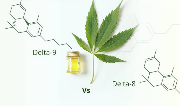 Delta8 vs. Delta9