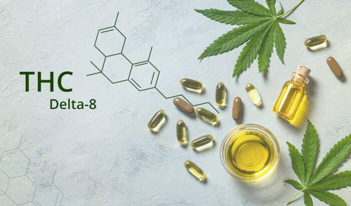 What is Delta 8 THC