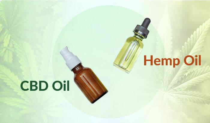 Hemp oil vs CBD oil