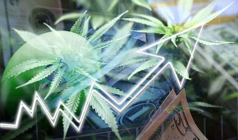 Cannabis ads spend