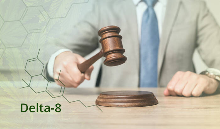 Is Delta8 T HC Legal