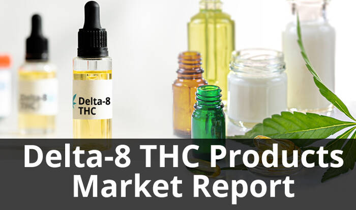 Delta 8 THC Products Market Report