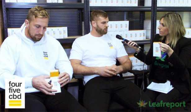 fourfive cbd interview